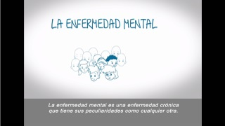 Video experiencia trastorno mental comun